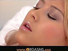 Orgasmeja - Eurasian kauneus saa pois