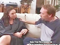 Slut moglie di sperma degustazione 101 Corso di Formazione di Rebecca