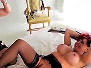 Nina Hartley it out lezzing
