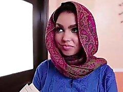 Vollbusige Araber teen bekommt eine Belastung von warmes Ficksahne