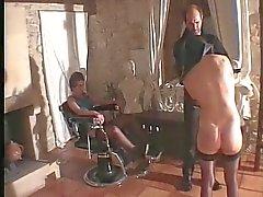 De dos los esclavos francesas en puños PARTE 1