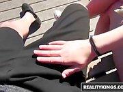 RealityKings - Straße BlowJobs - Bruce Venture Kobi Brian -