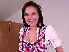 Sexy Solo Deutsch Schönheits