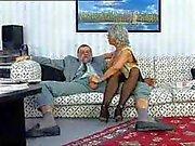 Isoisä ja isoäiti
