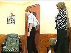 Бабка А молодой парень