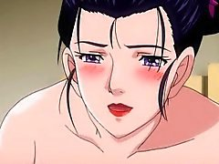 Sexy Hentai lesbo kaupungissa Valokuvaamo