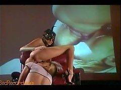 Masked Girls Playing