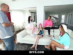 BFFS - Stören Sie Father fickt Babysitter Verein