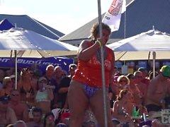 Dantes Pool Party à Fantasy Fest 2015 Key West Floride