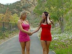 Vaaleatukkain Brunette Bliss41