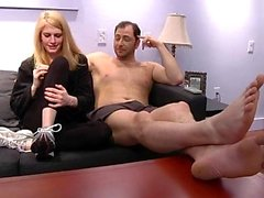 Jazmine leih jugendlich blonde große Brüste Mädchen part2