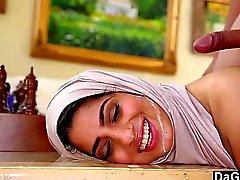 Dagfs - Arabische Küken Nadia Ali Geschmäcke weißen Hahn