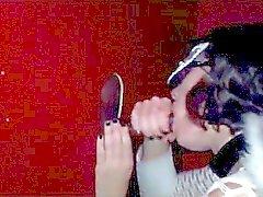 Masked Buraco de gloria Boémio da esposa de 2