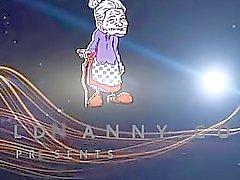 OldNanny Vollweiber reifen und sich alte Oma mit Kerl N-