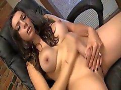 Sevimli bir Transeksüel Valeria Strokin