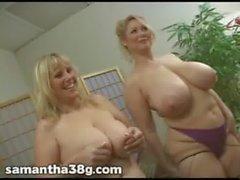 Ctexsins de Chelle 34FF et les Samantha 38G