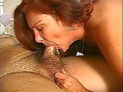 amerikan granny får analt