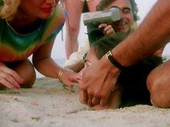 Cathy Menard kuma gömülü
