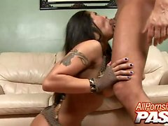 Jenaveve Jolie is a lovely Latina, who also works as an