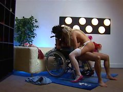 Paul Chapling graces another threesome tape