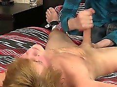 Gay diaper fetish porn sites tickling his helmet and fingeri