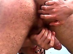 Solo big dicked athletic jock jerks