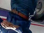culote en legis Negros Parada bus n ° 2