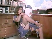 Classic porn 1989's Taboo 7 with a lot of oral sex inside and out
