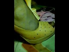Carie boss for my footfans