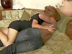 Wife brésilienne Gangbang enceinte