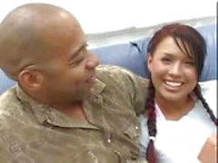Wow Interracial Eva Angelina