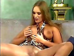 Mature Loves To Seduce In Her Pantyhose