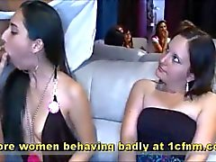 Genuine Footage Girls At Bachelorette Parties