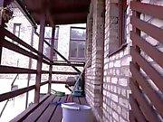 balkong Masturbates