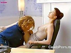 Tilda Swinton voll Stirnseite und Sexszenen