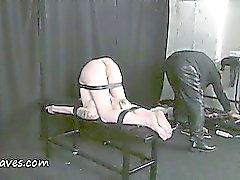 Фистинг наказания и глубокой бондаж ведомого господства сдержанным светлые причудливого painslut Weekay