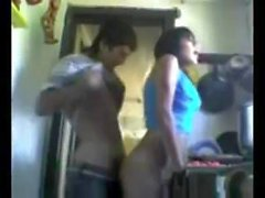 Amateur - Couple in The Kitchen