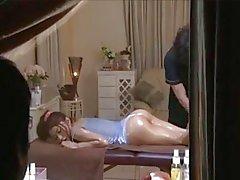 Röntgenci asyalı masaj