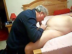 grasso gli orsi di papà succhiatori