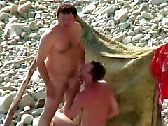 Pillados en la di Playa
