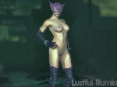 nakenstudie catwoman