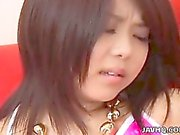 Cute Japanese teen abused by two horny guys