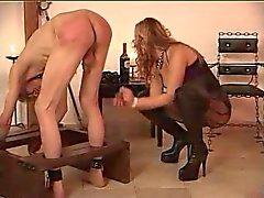 Beleza torturas dois escravos