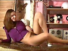 ( BD ) Leuk Hairy Pussy Scene1