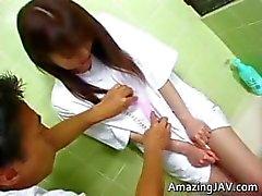 Japanska teen flicka får missbrukas part5