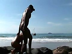 Amazing Bareback Action Of Latino Gays