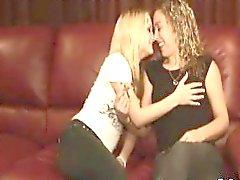Brooke och Aubrey knullade