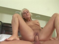 blonde anal fuck