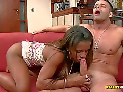 Hot sex with brazilian slut Cris Lira