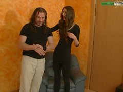 Interview to Anna Part 2 Boots Trample